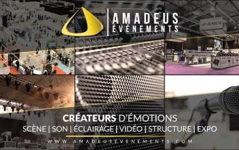 Amadeus évènements