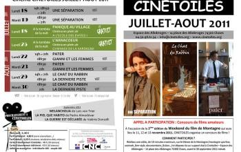 Juillet-Aout 2011